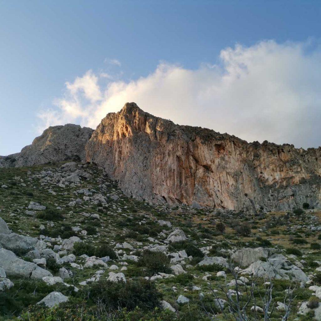 Laconia Climbing Taygetos Parnonas Sparta