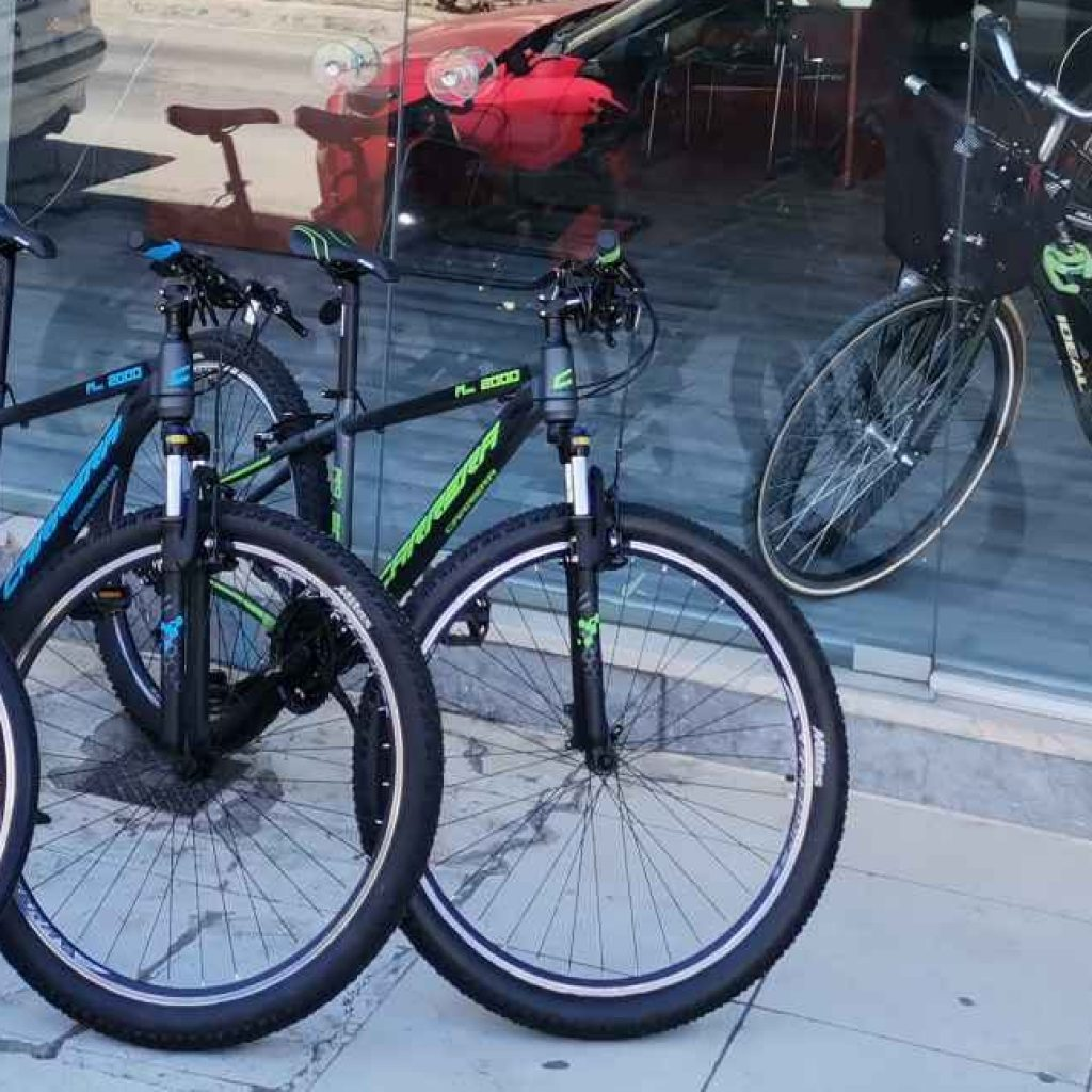 Bicycle Rent Bike Cycling Sparta